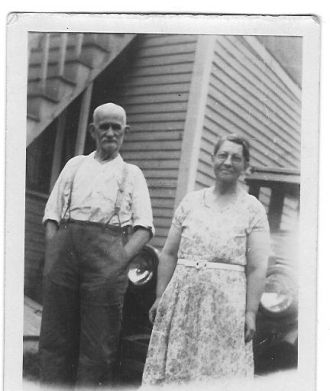 Daniel and Laura Williamson