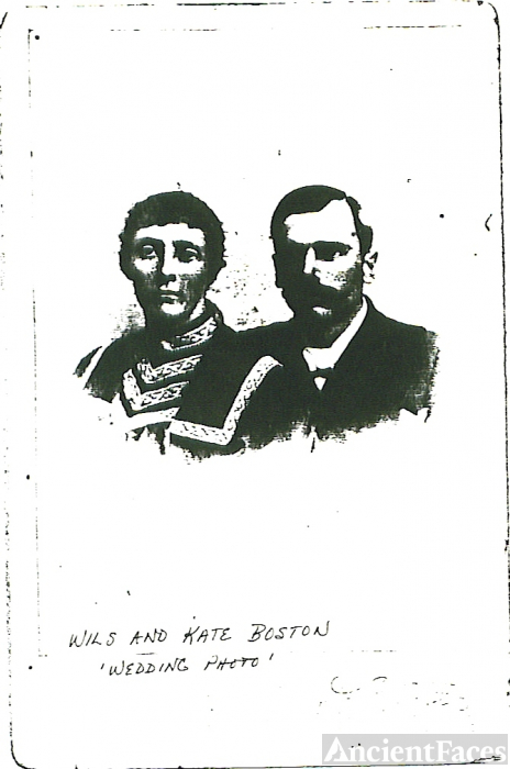 Wilson Boston and Catherine Campbell Boston