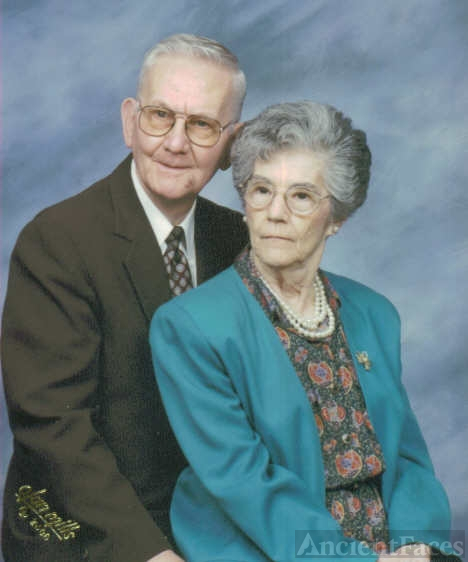 Rev. and Mrs. W. Dale McClurg