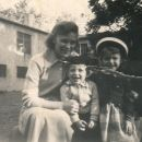 Dolores, Bob, and Darlene Worobetz