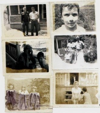 Hudson Family, Kentucky Illinois or Indiana