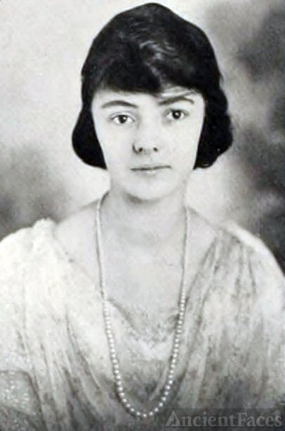 Ada Brown Vanderhoff, West Virginia, 1921