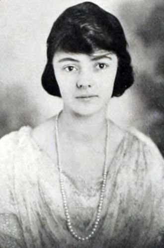 A photo of Ada Brown Vanderhoff