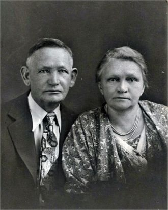 Christian and Fredericka Kropp