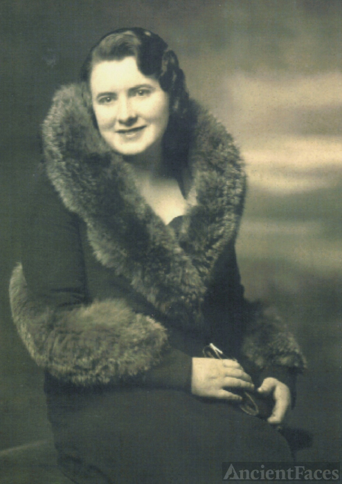 Bridget Anne (Kelly) Conrad 1930  New York