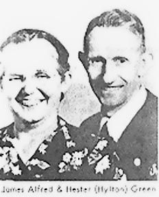James Green & Hester Hylton
