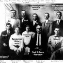 Clark Wallace Farrar Family Picture