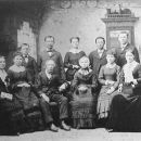 Jan Van Arkel family