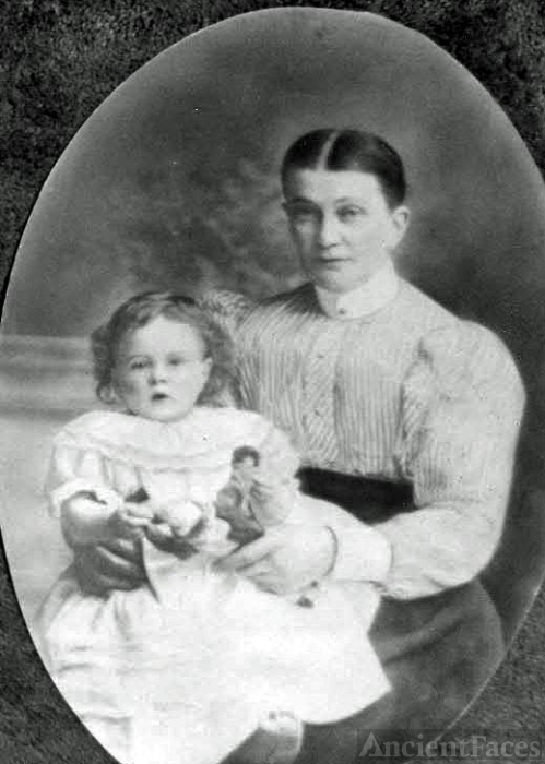 Anne Elias Jones and Anne May Jones, Wales