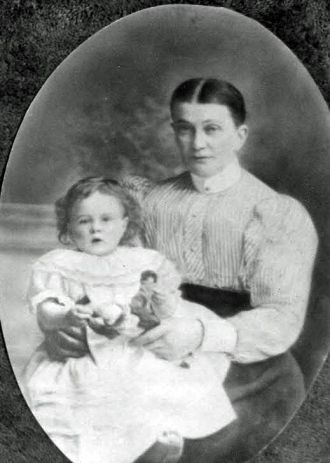 A photo of Anne Elias Jones