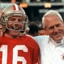 Bill Walsh & Joe Montana 1989