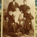 Unknown family, Wisconsin