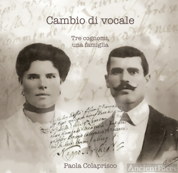 Amalia Marafioti & Domenico Coloprisco, 1905 Italy