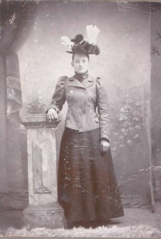 A photo of Mary Ann (Jones) Lewis