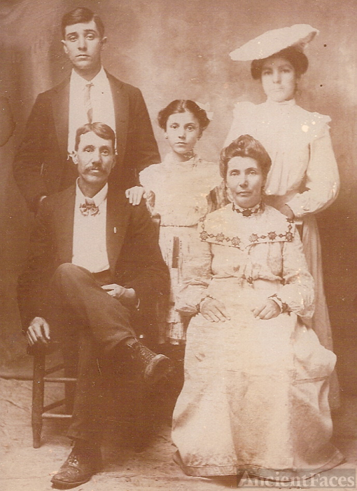 Stephen Madison Condley Family