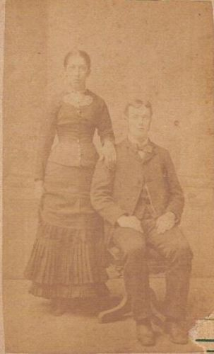 John Snyder and wife