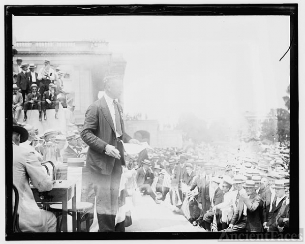 Amer. Fed. of Labor Prohibition Demonstration, June 14, 1919