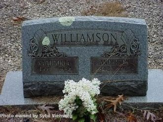 "Anderson ""Andy"" Williamson 1842-1929"