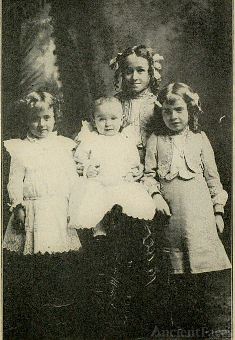 Muth girls New York 1902