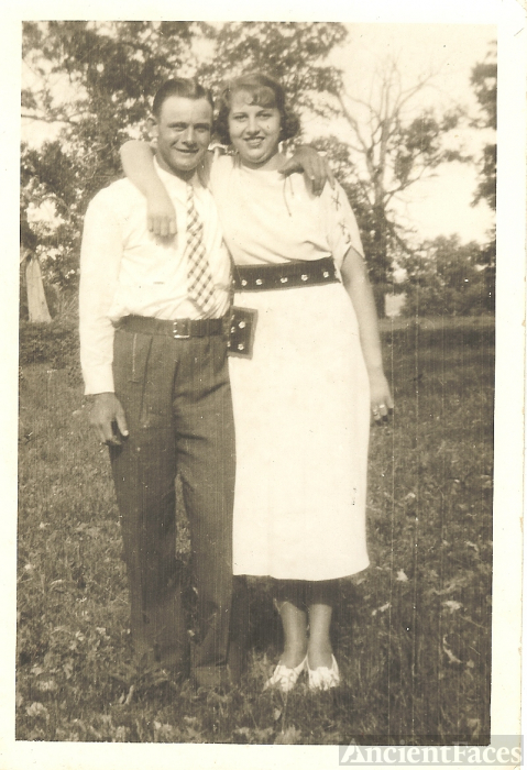 Don & Lena, Mother's Day 1936