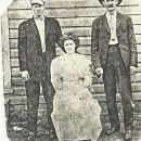 John, Mame, & William Harry/Harrison Bishop