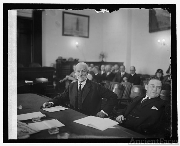 Admiral W.S. Simms before Special Aviation Board, [10/14/25]