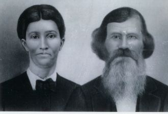 William H. & Susan Rebecca Russell Mathis