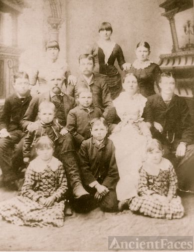 George W. Houchins Family