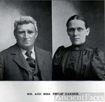 Mr. and Mrs. Philip Farber, Ohio