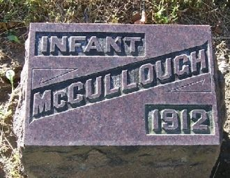 Infant McCullough