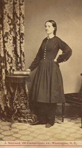 A photo of Mary Edwards Walker