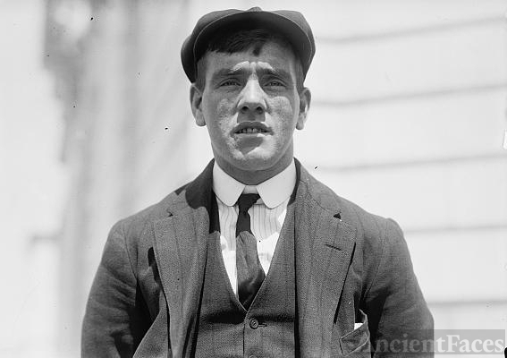Titanic Survivor Frederick Fleet