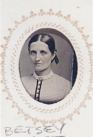 A photo of Betsey Colburn