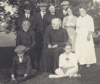 A photo of Maurice W. Street