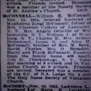 William R McConnell obituary