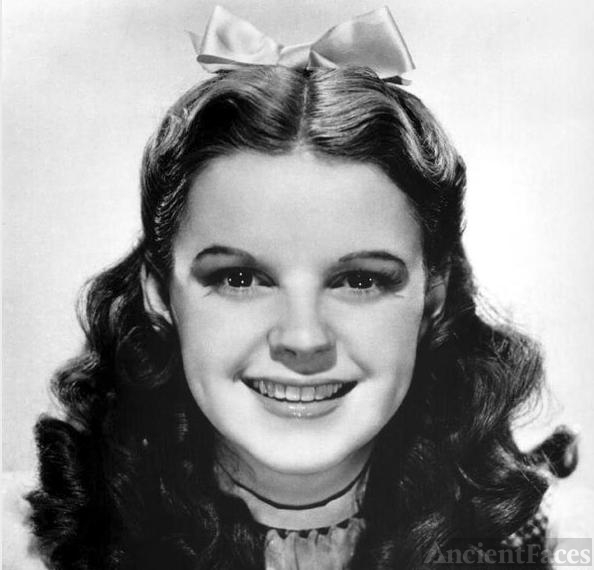 Judy Garland as Dorothy Wizard of Oz