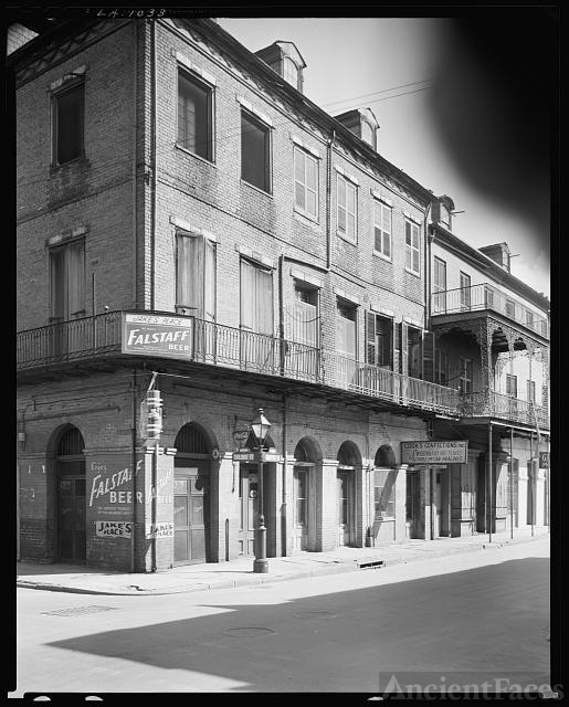Gally House, 536 Chartres St., New Orleans, Orleans...
