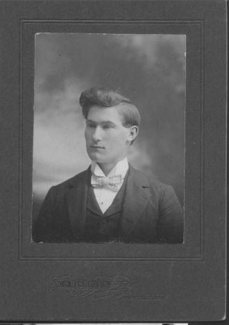 A photo of Clark Cook Maines
