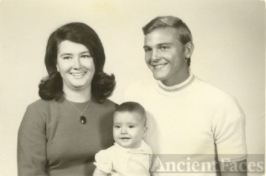 Tony Mellin and family