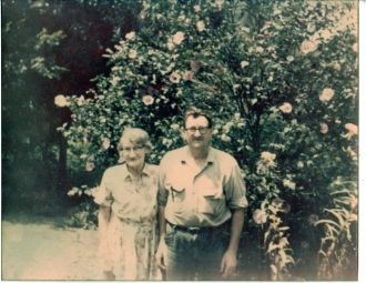 Blanche (Hatfield) & Parker 'Park' Brown, WV