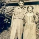 Clyde Cook and mother, Lena Cook