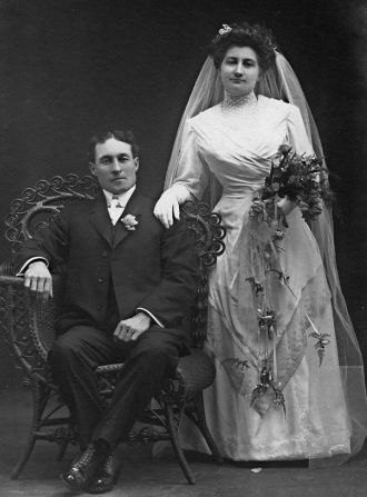 John Sheridan Wedding Photo