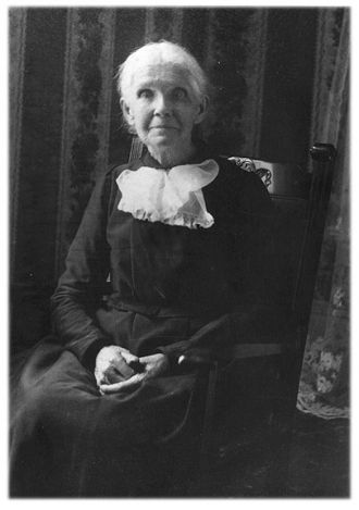 A photo of Harriet Amelia Sifert Wiley
