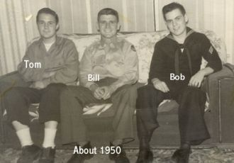 Tommy Bill and Bob