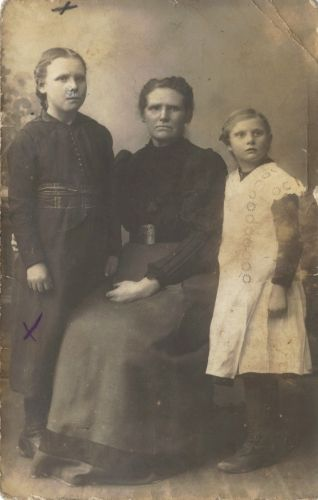 A photo of Anna Margaretha (Schulte) Lammers