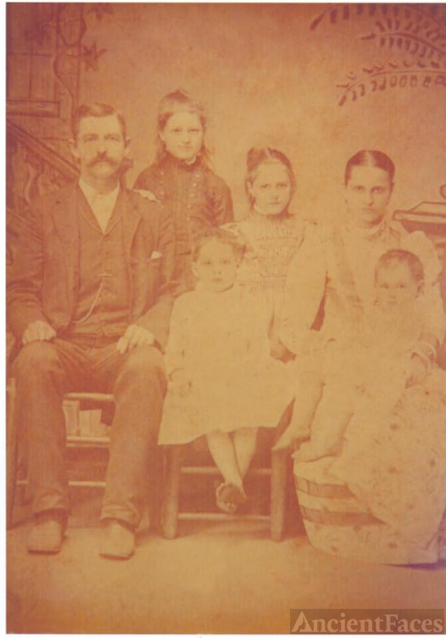 James Irby Roberts-Terrell Co Ga & Family