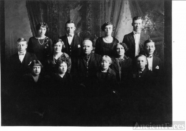 H.G. Cleveland Family