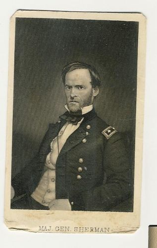 Major Gen. Sherman