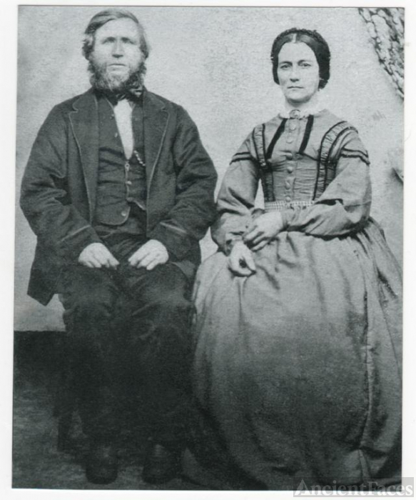 My Great Great Grandparents Grant
