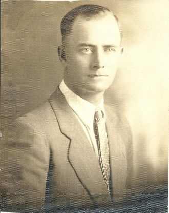 A photo of Alba Clarence Frakes